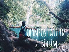 OLYMPOS TATİLİM 2.BÖLÜM   AURA CLUB,KEMER,KURŞUNLU ŞELALESİ,UNİFEST