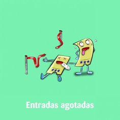 Exhaustas!!!  :)  :)  :)
