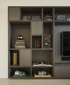 Modern Office Decor, Office Interior Design, Office Interiors, Tv Wall Design, Wall Shelves Design, Cabinet Decor, Cabinet Design, Used Cabinets, Filing Cabinets