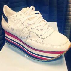Die neue Kollektion ist da.... 💕 #welovesneakers #philippemodel #philippemodelparis #plateaushoes #plateausneakers Philippe Model, Paris, Behind The Scenes, Store, Sneakers, Fashion, Tennis, Moda, Montmartre Paris