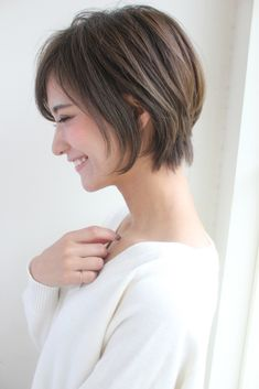 saving as an example of what I DONT want Short Layered Haircuts, Short Hairstyles For Women, Hairstyles Haircuts, Pretty Hairstyles, Short Hair Syles, Short Hair Cuts, Hair Day, New Hair, Hair Color And Cut