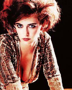 Eva Green for Elle (France), 2006