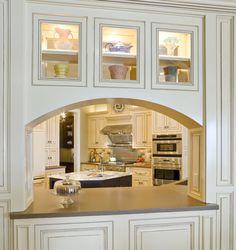 Multi-Room Baker's Window