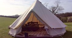 YHA Truleigh Hill - Bell Tents