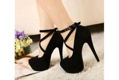 Wish | Strappy Heels