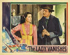 The Lady Vanishes (1938) http://www.imdb.com/title/tt0030341/