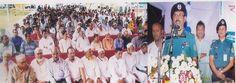 জনগণ সচেতন হলেই সন্ত্রাস প্রতিরোধ সম্ভব - http://paathok.news/11343