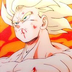 Dragon Ball Z Súper Saiyajín Gokū