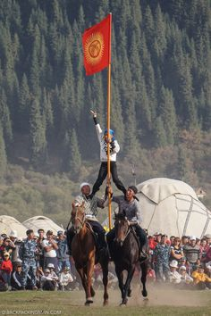 The Epic World Nomad Games In Kyrgyzstan In 40 Photos