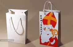 Ako vyrobiť papierovú darčekovú tašku   www.familyzone.sk