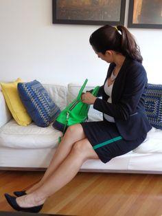 Gravidez no trabalho.  Pregnant & working.  #execudivas #trabalho #work #pregnant #gravidez #ootd #woman