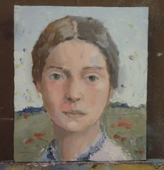 Fred Bell Paintings: Emily Dickinson, James Baldwin, Eudora Welty, William Carlos Williams, Portrait Paintings