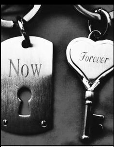 Now & forever - love this one #cool #black #white