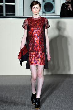 Matthew Williamson Fall 2012 Ready-to-Wear Fashion Show