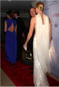 Charlene Wittstock Oct .07 Sotheby's NYC Princess Grace Awards