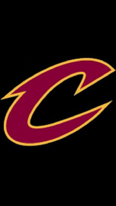 cleveland cavaliers official nba logo poster costacos sports rh pinterest com