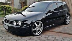 golf-rebaixado Vw Mk4, Vw Golf Mk4, Volkswagen Golf, Kids Golf, Play Golf, My Dream Car, Dream Cars, Jetta A4, Porsche