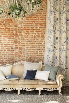 Christian Fischbacher Fabrics Collezione Italia Atlas