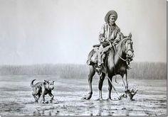 Edm, Westerns, Horses, Cartoon, Black And White, Animals, David, Folklore, Dibujo