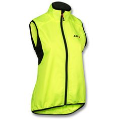 Great inexpensive vest for cycling! Nova Vest by Louis Garneau