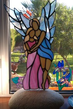 Angels in Glass