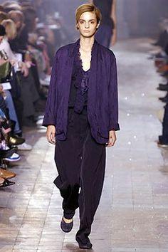 Dries Van Noten Spring 2004 Ready-to-Wear Collection Photos - Vogue