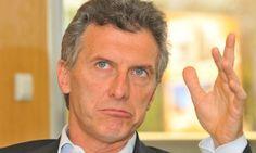 Vino y girasoles...: Macri ya muestra sus garras esmaltadas.