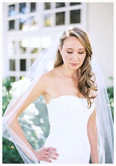nice The Appropriate Wedding Hairstyles with Veil