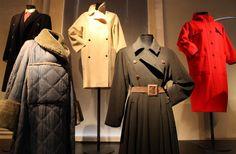 История развития пальто с картинками