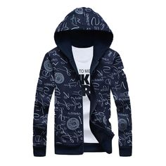 2016 spring new fashion brand Menâs casual hoode  Price: $13.99  Buy From AliExpress:http://5.gp/myss