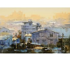 Latest Watercolor Recent Watercolor | Chien Chung Wei