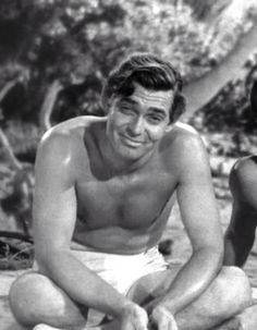 Clark Gable... just love his facial expression!