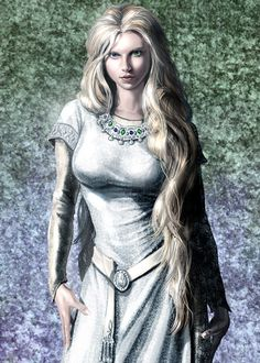 Shiera Seastar, one of the Great Bastards of King Aegon IV Targaryen. Daughter from mistress, Lady Syrenei of Lys. 3d Fantasy, Fantasy Women, Character Portraits, Character Art, Fantasy Characters, Female Characters, Fictional Characters, Got Dragons, Game Of Thrones Art