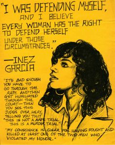Inez Garcia Flyer One National Gay And Lesbian Archives