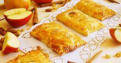 Recept na jablečné kapsičky