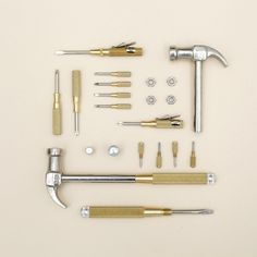 Ingenious Steel Tools by GAM | MONOQI