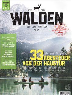 WALDEN Magazin 1/2016