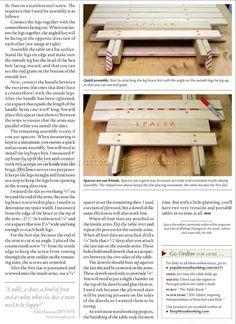 #1993 Folding Table Plans - Furniture Plans