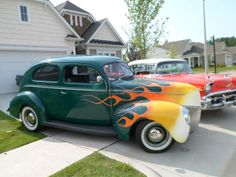 1940 Ford 2-Door Street Rod ★。☆。JpM ENTERTAINMENT ☆。★。