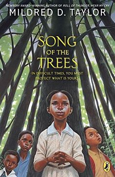 Song of the Trees by Mildred D. Taylor https://www.amazon.com/dp/0142500755/ref=cm_sw_r_pi_dp_x_TS8-xb242WYFX
