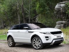 Range Rover Evoque Coupe Land Rover review - http://autotras.com