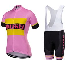 Cycling Outfit, Yellow Black, Biking, Wetsuit, Fitness, Swimwear, Stuff To Buy, Clothes, Women
