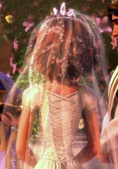 Rapunzel (Drawing by Disney) #TangledEverAfter