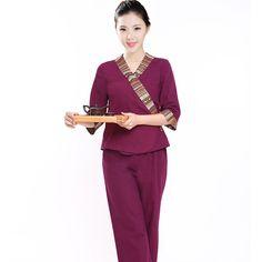 Thai spa therapist uniform 04 thai massage spa massage for Uniform thai spa
