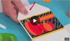 Thanksgiving is approaching, so why not have your students write down what they're thankful for? This short video shows you how easy it is to create a fun, fall-themed box to store tags full of your students' grateful lists.  http://blog.ellisoneducation.com/2014/11/video-thanksgiving-tag/