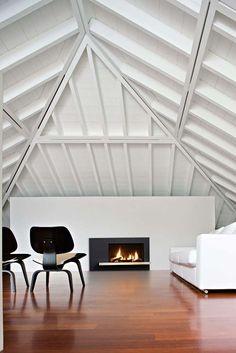 MCZ #fireplace #interiors #minimal