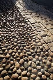 cobblestones of Beacon Hill, Boston. Been here, done that. Thanks, History Study Tour! <3 Elon!