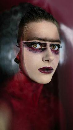 Photographer: Marc Hayden Makeup: Annabella Makeup Model:  Amber-Louise Pocklington