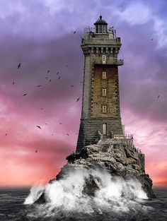 The old lighthouse by Juan Carlos Balbas on 500px