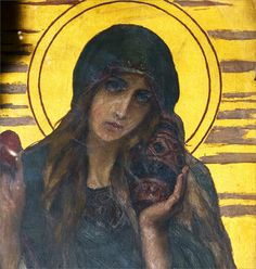 St. Mary Magdalene, St. Vladimir's Cathedral, Kiev